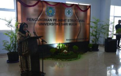 Rektor Pertama UNISM Resmi Dilantik