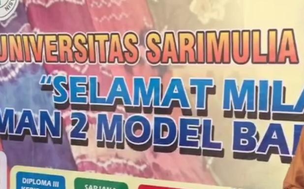 UNISM ikuti bursa Kampus MAN 2 Model