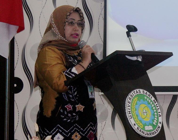 Ketua Yayasan Indah Banjarmasin
