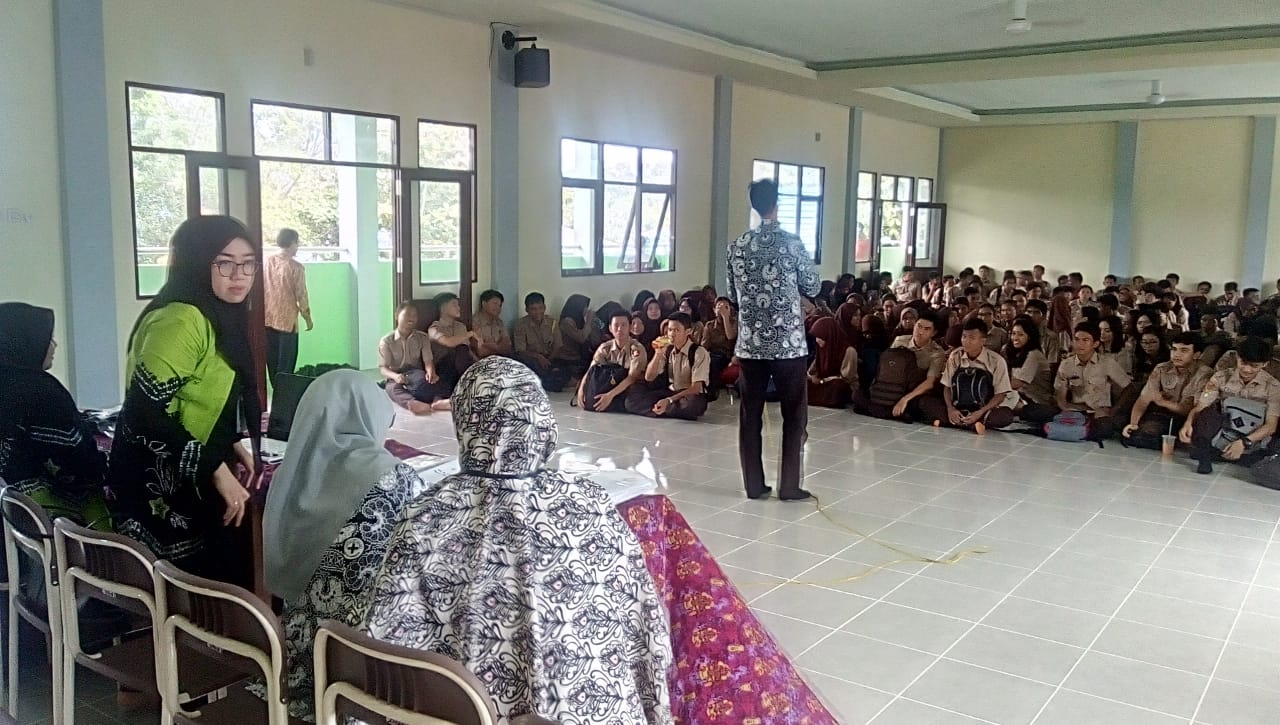Kunjungi SMAN 2 Kapuas, Tim Sipenmaru Laksanakan Seleksi di Tempat