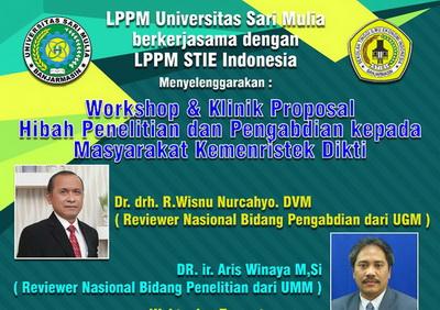 LPPM UNISM Selenggarakan Workshop dan Klinik Proposal