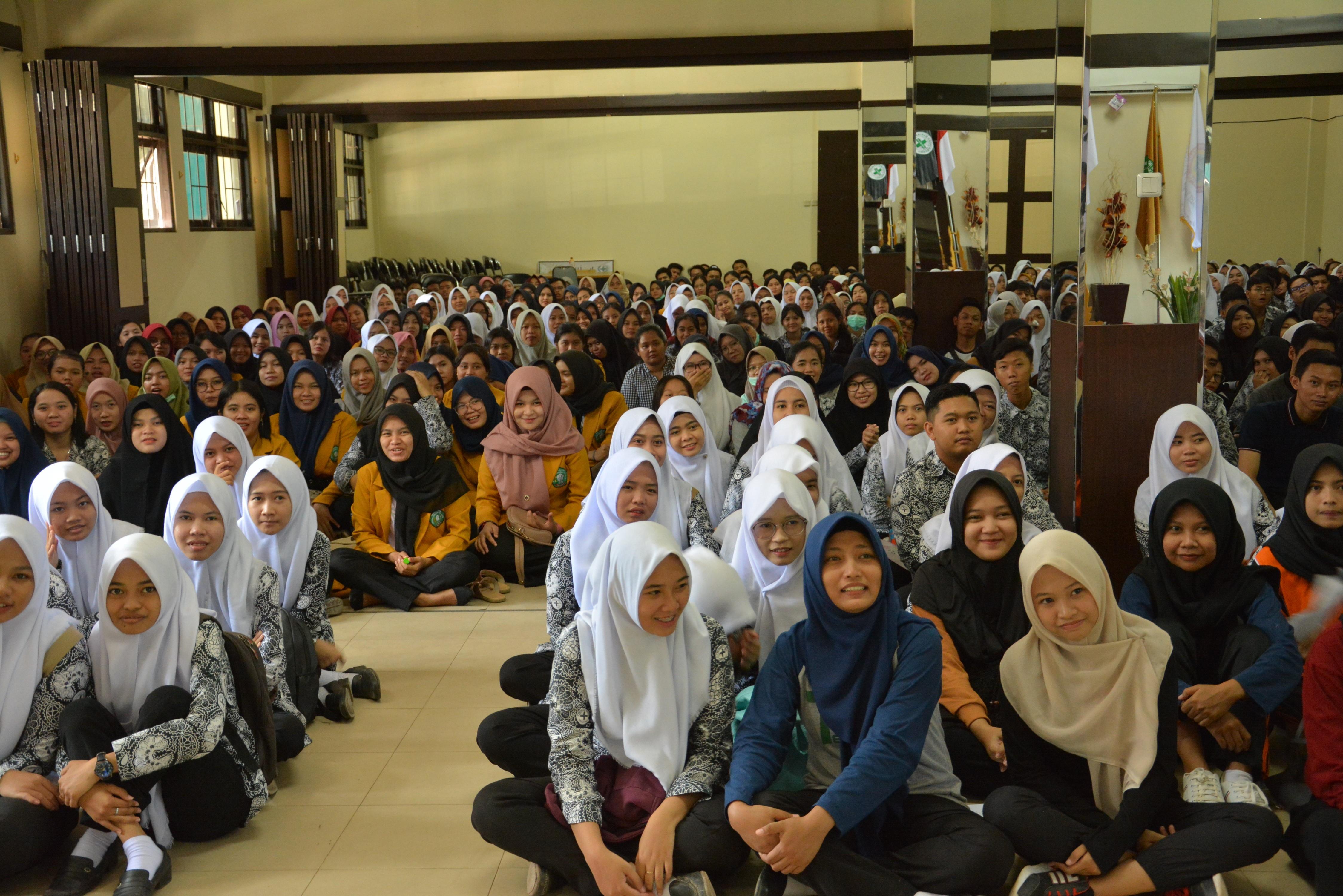 Perkenalan UNISM kepada Mahasiswa