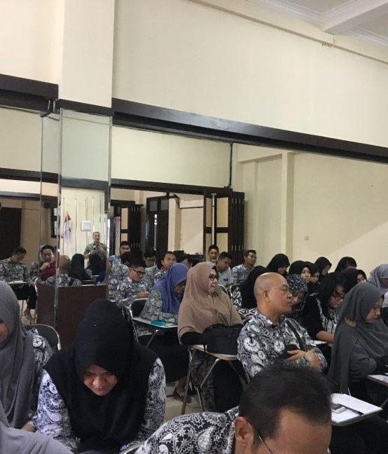 Rapat Terpadu UNISM Perdana