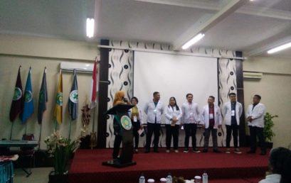 Universitas Sari Mulia, Terima Kunjungan Mahasiswa Doktoral St. Paul University Manila