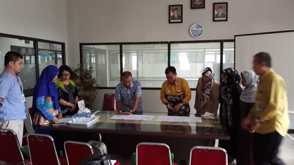 Kegiatan silaturahmi pengurus FPPTI