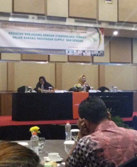 UNISM ikuti kegiatan padu padan antara supply dan demand BNP2TKI