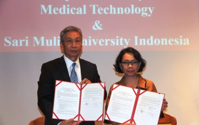 Universitas Sari Mulia Jalin Kerjasama Dengan Yuanpei University of Medical Technology