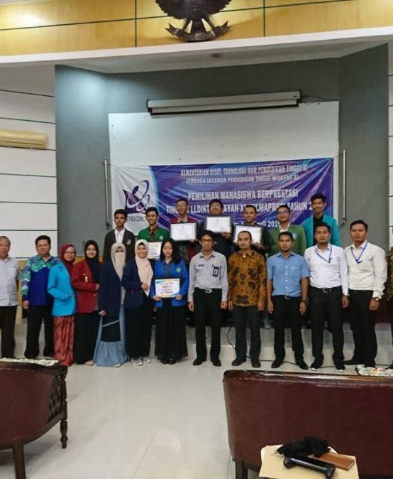 Mahasiswa UNISM atas nama Fachriyal Hami Sabet juara I PILMAPRES Tingkat LLDIKTI XI Kalimantan