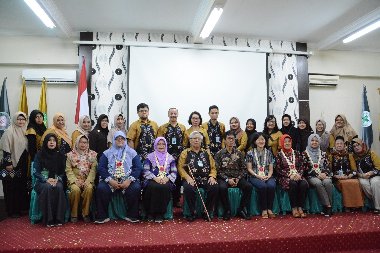 Kegiatan Visitasi Center Of Excellence Jurusan Kebidanan UNISM