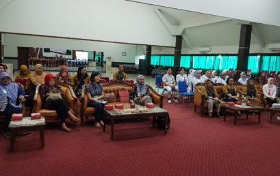 Tim Visitor COE Kunjungi RS Sari Mulia