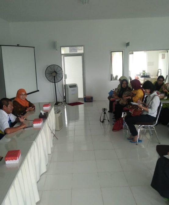 Visitasi Lapangan Oleh TIM COE Ke Daerah Binaan dan Puskesmas