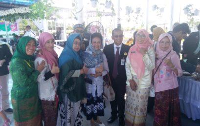Ketua Yayasan Indah Banjarmasin Hadiri Peresmian Taman RSJ