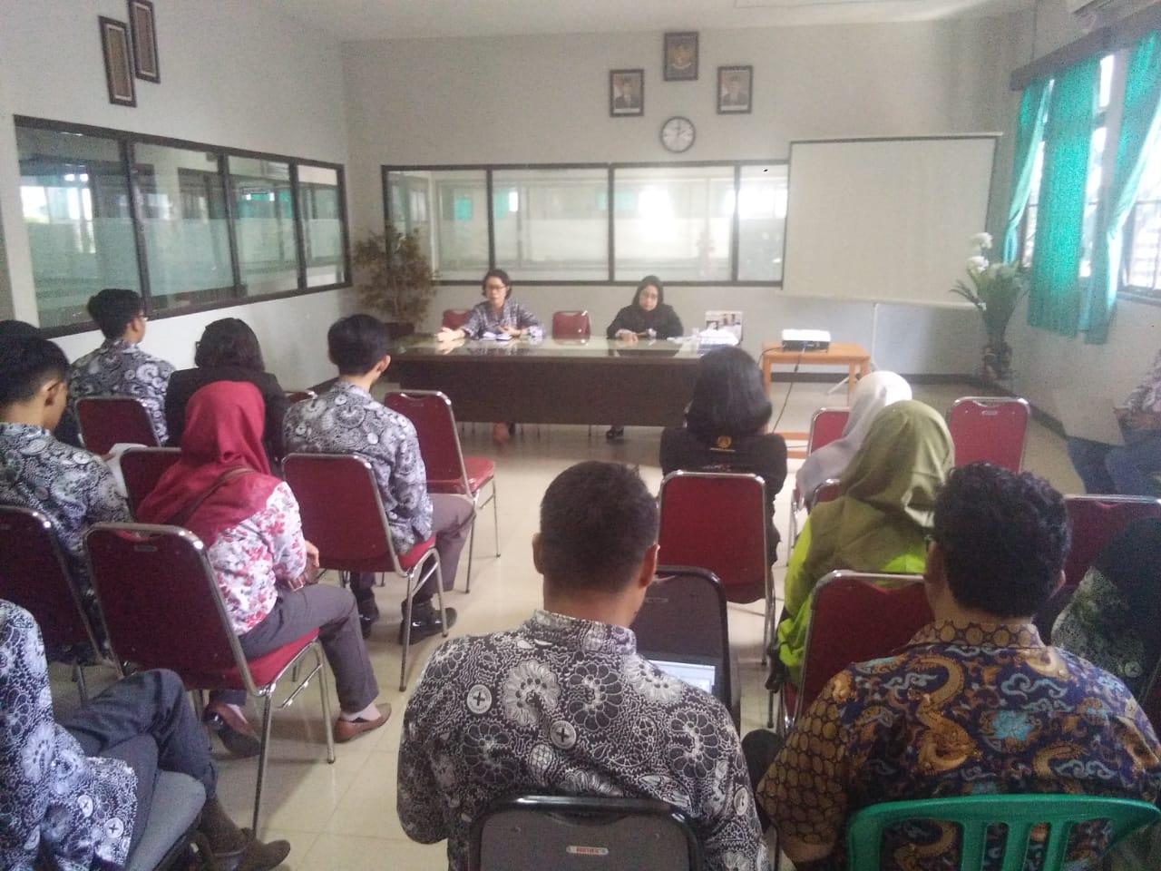 Rapat Koordinasi Fakultas UNISM