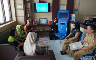 UNISM Jajaki kerjasama dengan BKD Banjarbaru dan Pelaihari