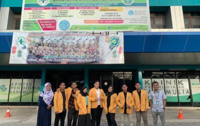 Mahasiswa UNISM Ikuti Debat Bahasa Inggris