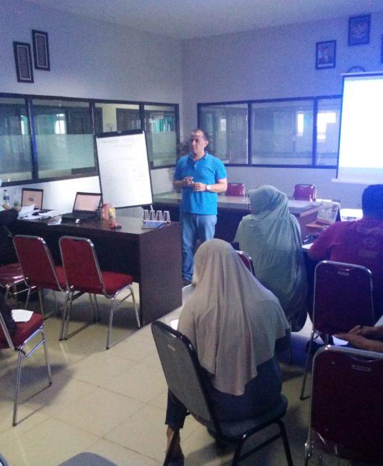 Wakil Rektor III Pimpin Rapat Koordinasi Sipenmaru
