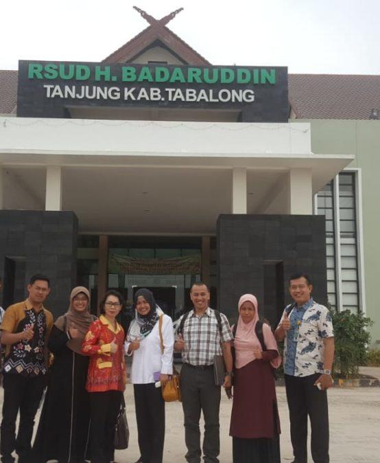 Kegiatan Kunjungan Rektorat UNISM di Kabupaten Tabalong (Dinkes, BKPP, RSUD)