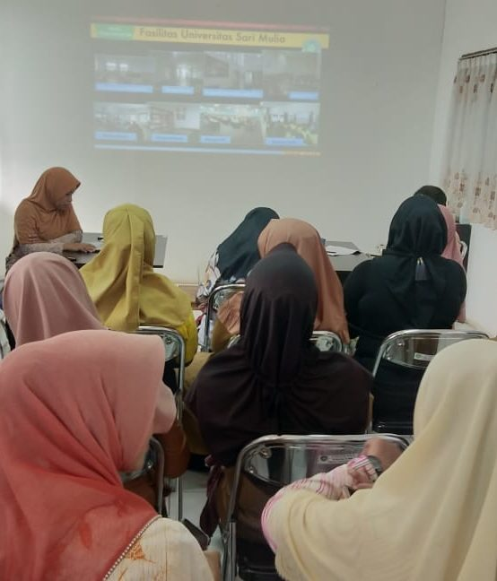 Kegiatan sosialisasi alih jenjang hari ini di RSUD Datu Sanggul Rantau