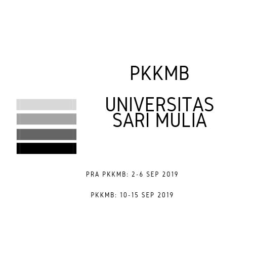 Pengumuman PKKMB Universitas Sari Mulia