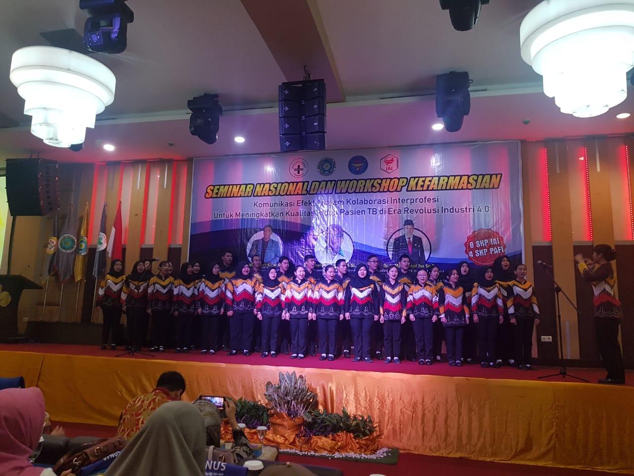Seminar Nasional dan Workshop Kefarmasian