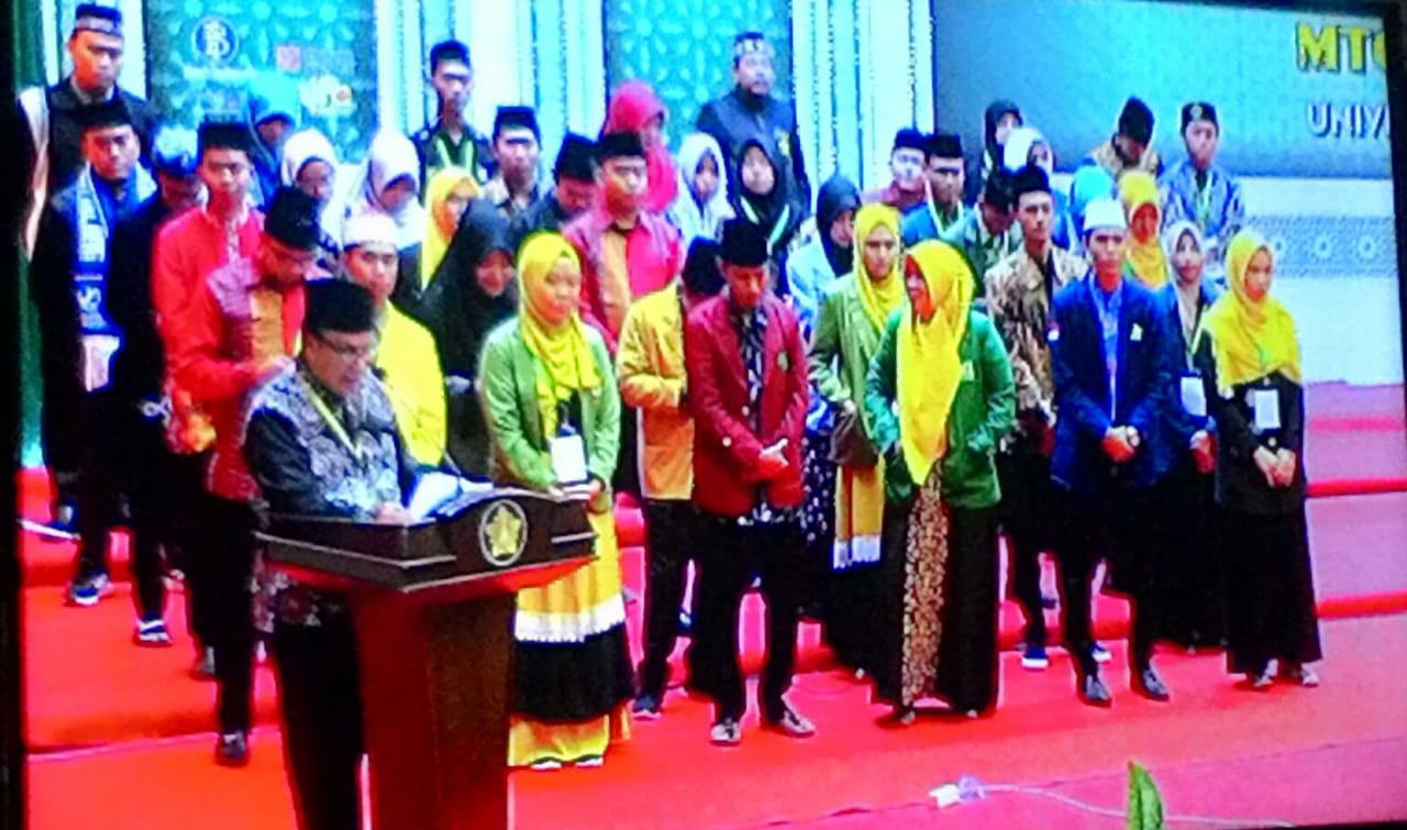 Delegasi UNISM Ikuti MTQMN XVI 2019 Di Unsyiah Kuala Aceh