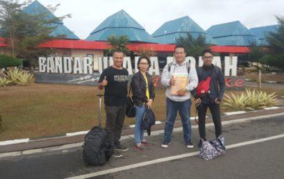 Universitas Sari Mulia jajaki kerjasama di Papua