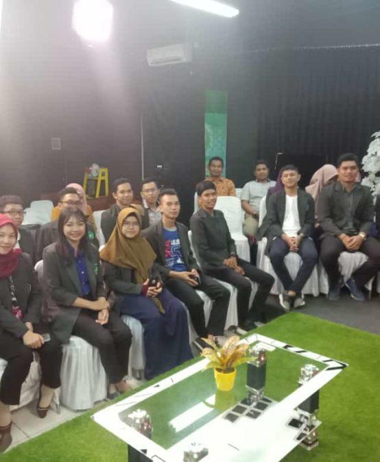 """Mahasiswa UNISM Ikuti  talkshow dengan Tema """"Progres Kesehatan Kalimantan Selatan"""" di Duta TV"""