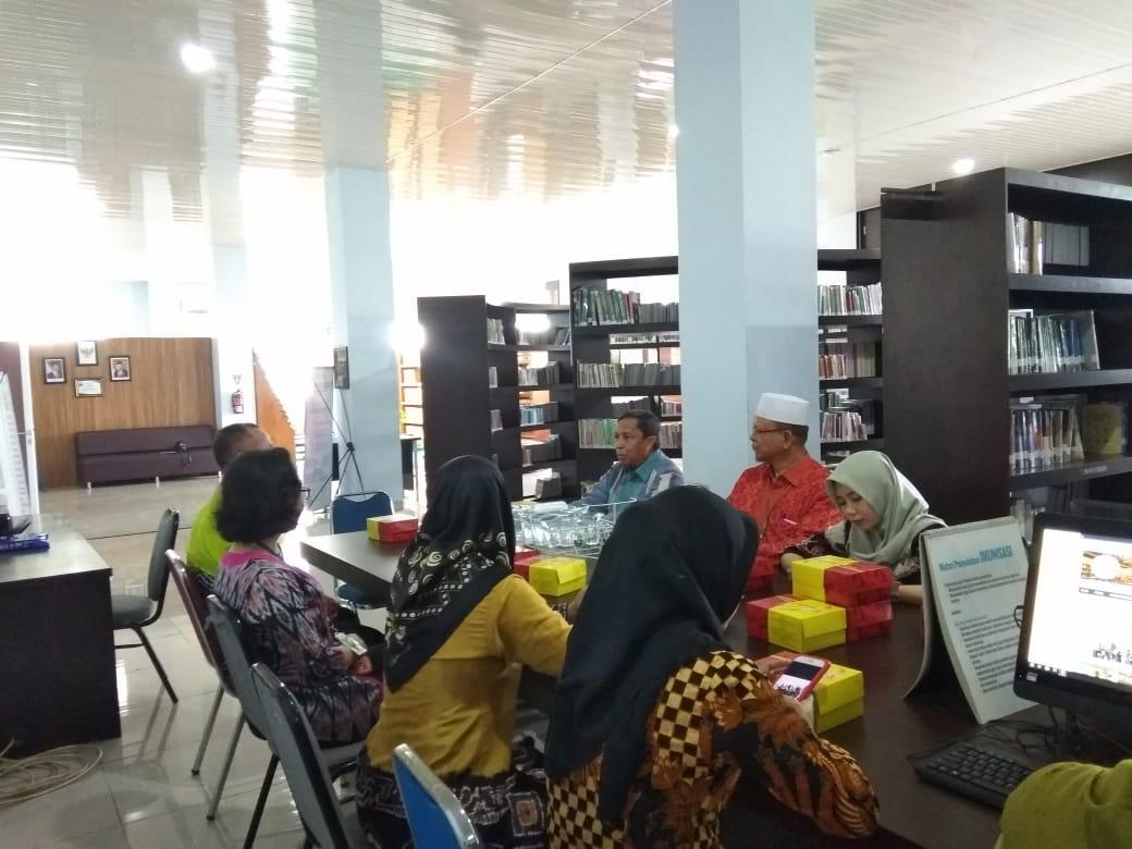 Perpustakaan UNISM telah akreditasi nasional