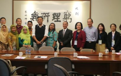 Student Exchange and Lecture Visitor di Taiwan: NTUNHS, Yuanpei University, Fooyin university dan I-shou University