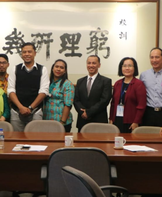 Student Exchange and Lecture Visitor di Taiwan: NTUNHS, Yuanpei University, Fooyin university dan I-shou University