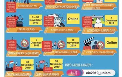 Creativity In Campus 2019