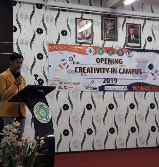 Sambutan Panitia CIC 2019