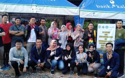 Alumni Universitas Sari Mulia Ikuti Festival Pesona Pasar terapung