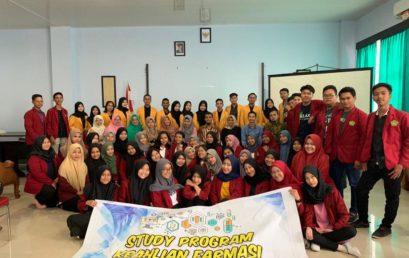 SMK Murung Pudak dan SMAN 2 Kotabaru Kunjungi Prodi Farmasi