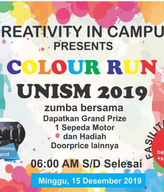 Colour Run UNISM 2019
