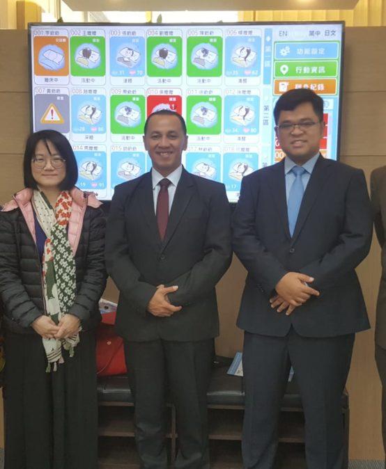 Universitas Sari Mulia Tingkatkan Kerjasama International