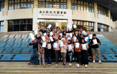 28 Mahasiswa ikuti Foreign Youth Short-Term Technical Training Programme Di Fooyin University