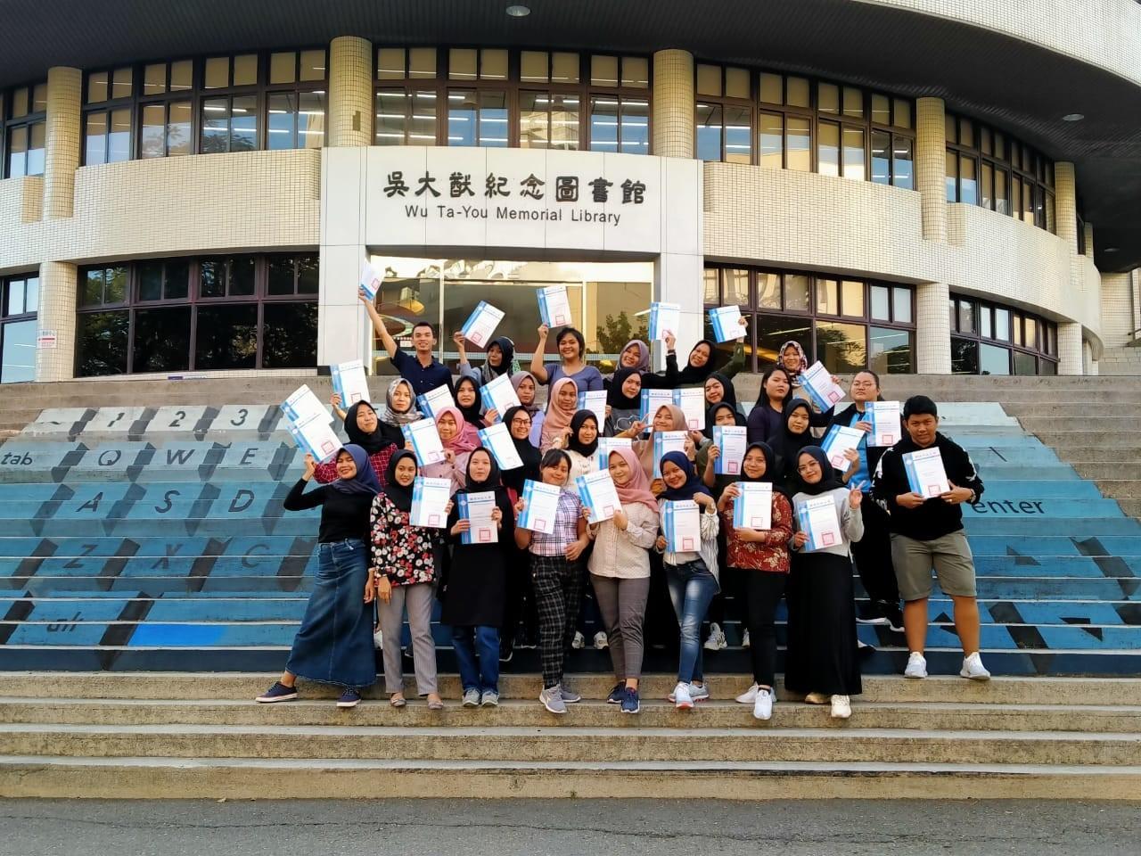 28 Mahasiswa ikuti Foreign Youth Short-Term Technical Training Programme Di Fooyin University