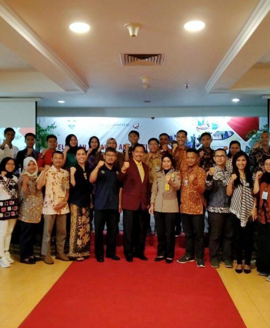 Alumni Program Studi Profesi Ners mengikuti Pelatihan Perawat Anastesi di Santosa Hospital Bandung Central