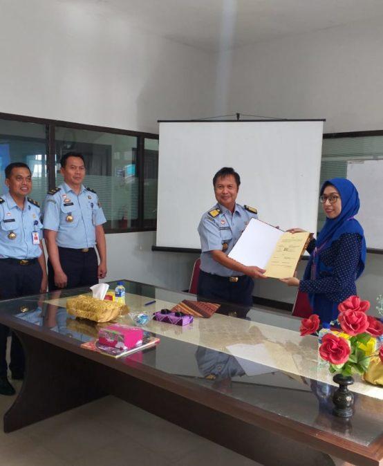 Penandatanganan MoA antara UNISM-Kemenkumham Provinsi Kalimantan Selatan