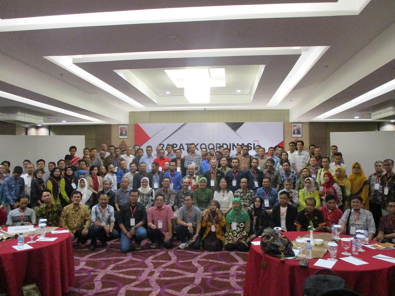 Rapat Koordinasi PLTI dan PLT Se-Indonesia 2020