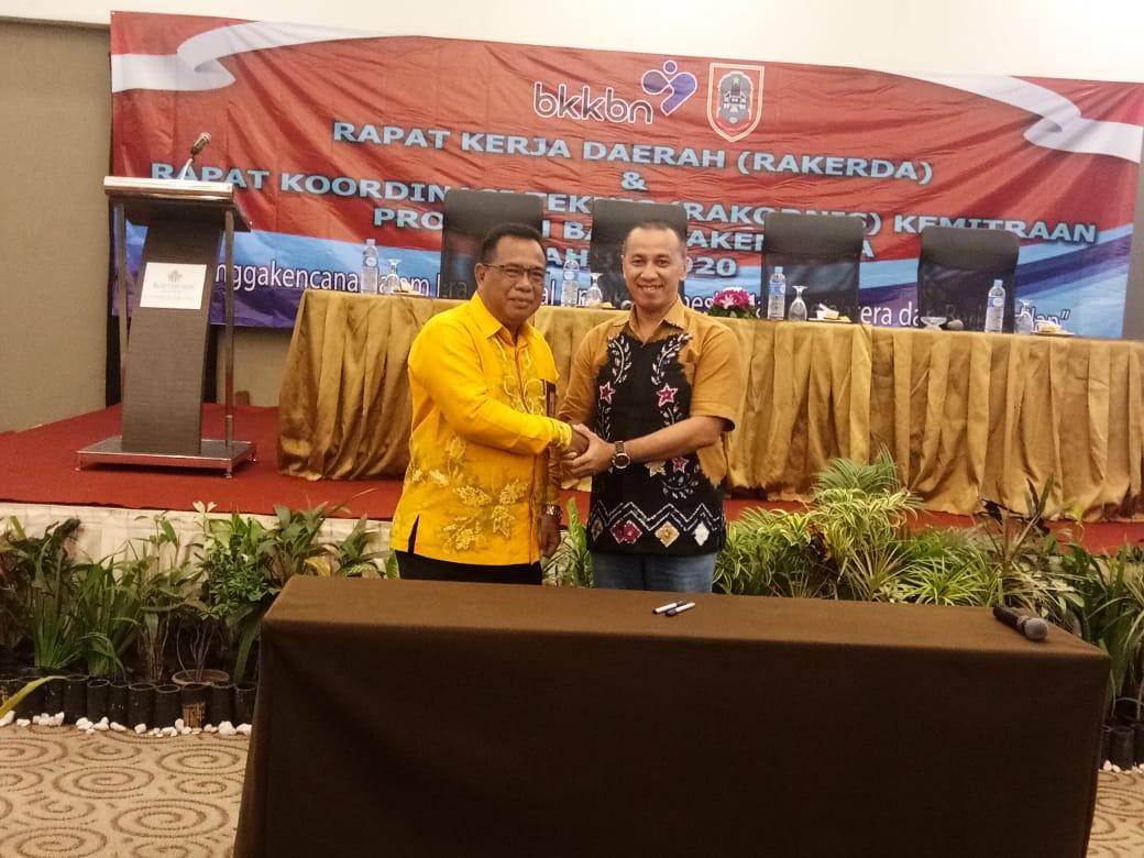 UNISM Resmi Bekerjasama Dibidang Tri Dharma Perguruan Tinggi dengan BKKBN Kalimantan Selatan