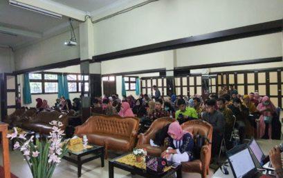 Sosialisasi E-Learning Kepada Seluruh Dosen UNISM Untuk Mempermudah Mahasiswa Belajar Saat Dalam Masa Preventif Covid-19