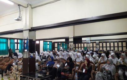 Pelaksanaan Try Out Uji Kompetensi Bidan (UKBI) Gelombang II Tahun 2020 di Universitas Sari Mulia