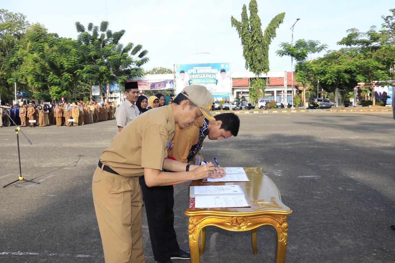 Fakultas Kesehatan UNISM Resmi Bekerjasama Dengan Dinkes Pemerintah Kota Banjarbaru