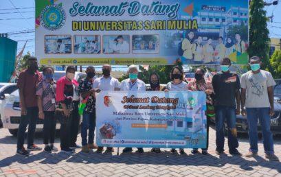 Mahasiswa Baru UNISM TA 2020/2021 dari Provinsi Papua