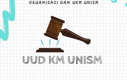 """Sidang Umum Terbuka Organisasi dan UKM Universitas Sari Mulia """"UUD KM UNISM"""""""