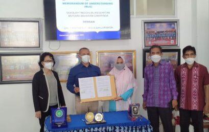 UNISM menjalin kerjasama dengan STIKES Mutiara Mahakam Samarinda