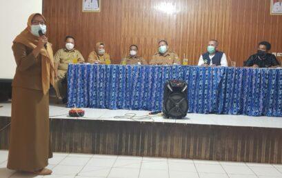 Rapat dengan Dinas Pendidikan Kab. HST untuk Persiapan FGD