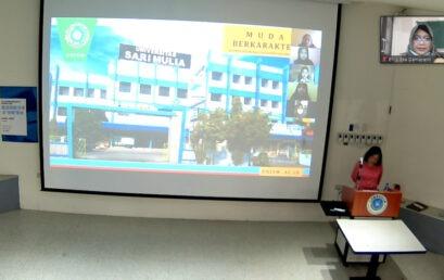 Dosen dan Mahasiswa Mengikuti Kegiatan Presentasi Tingkat Internasional
